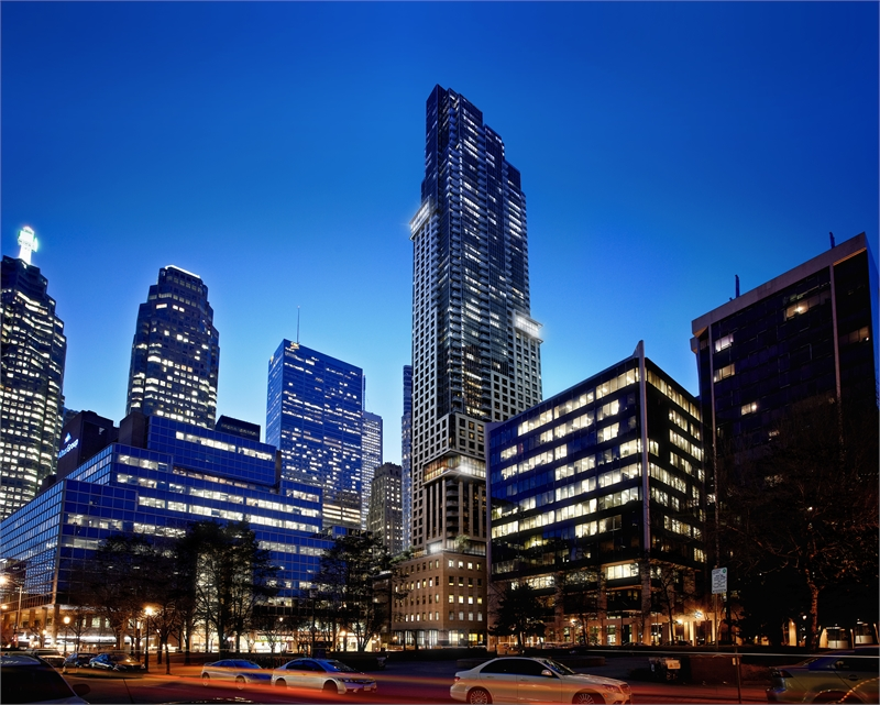 Maximizing Your Investment with Financial District Condos in Toronto